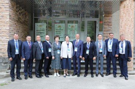 Межрегиональное соглашение о создании ветеринарного совета ПФО заключено в Нижнем Новгороде