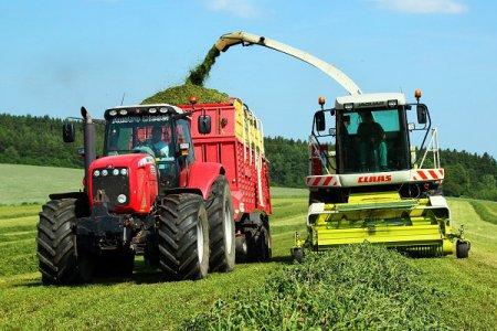 Нижегородские аграрии приступили к заготовке кормов для животноводства