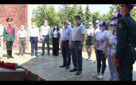В Нижнем Новгороде состоялось памятное мероприятие, посвященное 80-летию начала Великой Отечественной войны