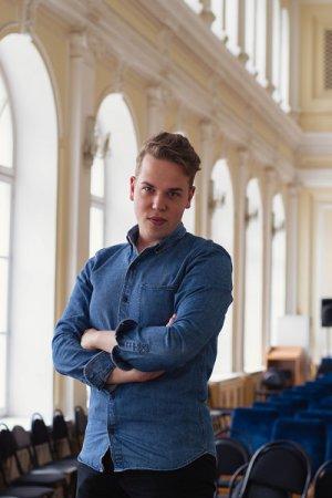 Нижегородец Александр Тимофеев стал победителем конкурса «Моя страна – моя Россия» в номинации «Моя педагогическая инициатива»