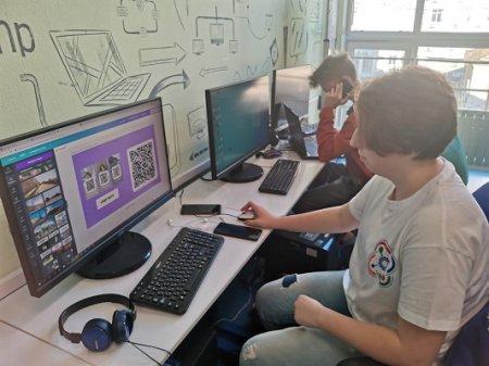 Школьники из Нижегородской области смогут бесплатно пройти курсы программирования