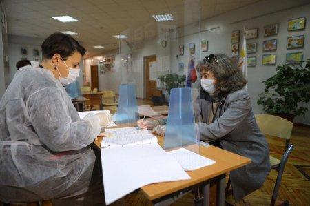 Избирком: Все избирательные участки в Нижегородской области открылись в штатном режиме