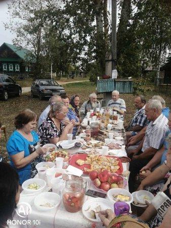 О райской ключнице, или Как прошли два летних субботних дня в Марьине